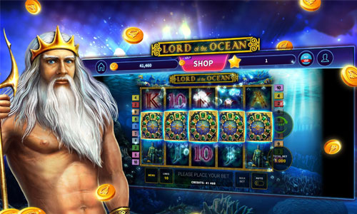 เกม Lord of The Ocean